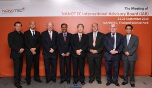 Meeting of the International Advisory Board of the National Nanotechnology Center (NANOTEC)