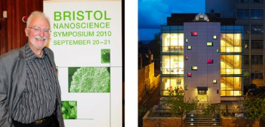 Officially open: Centre for Nanoscience and Quantum Information