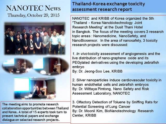 Thailand-Korea Meeting