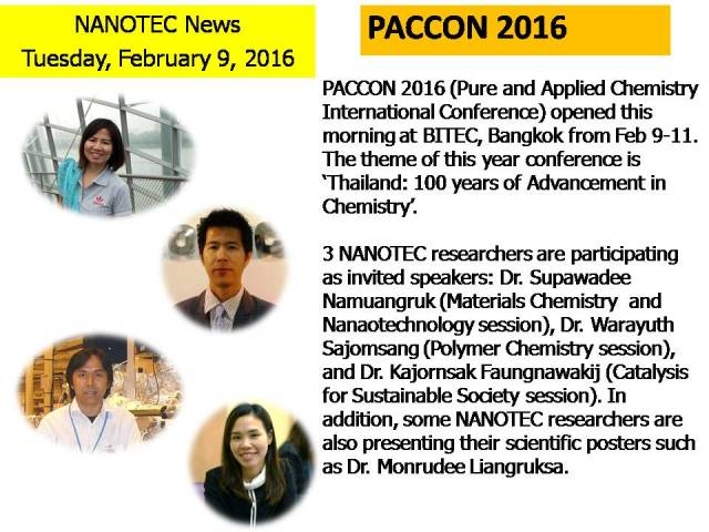 PACCON 2016